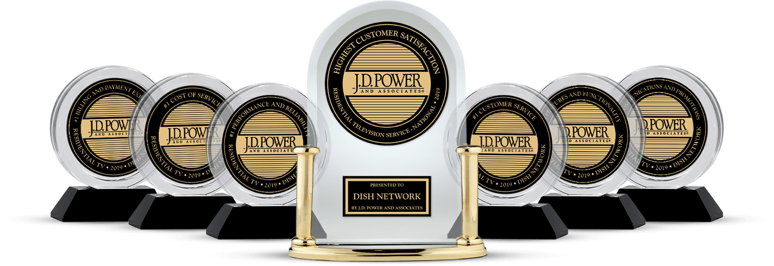 DISH Customer Satisfaction - Ranked #1 by JD Power - Your     Digital     Partner, LLC in Loudonville, OH - DISH Authorized Retailer