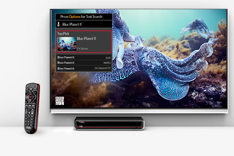 Hopper DVRs  with Voice Control remote - Your     Digital     Partner, LLC in Loudonville, OH - DISH Authorized Retailer