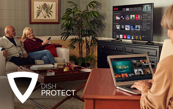 Get DISH Protect from Your     Digital     Partner, LLC in Loudonville, OH